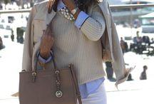 Looks classicos e looks elegantes