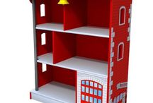 Dollhouse for boys