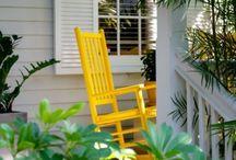 On My Dream Porch