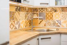 kuchyně a koupelna inspirace