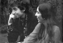 Bob Dylan Joan Baez Sara Dylan / #Bob Dylan #Joan Baez #Sara Dylan
