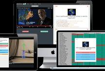 ambiente di apprendimento online