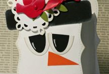 Christmas- Crafts / by Tylar Pattie