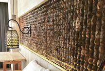Interior design / Hotel guestroom