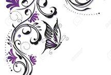 Rajzok és minták