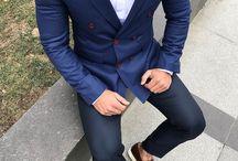 Look Trajes / Trajes elegantes y modernos
