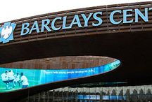 Barclays Center / Barclays Center is know as a multi-purpose indoor arena in Brooklyn, New York.