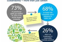 corporate sustainability / what big business does to become socially and environmentally sustainable
