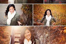 Autumn portraits