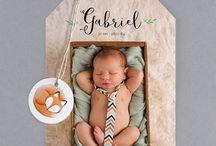 Faire-parts de naissance