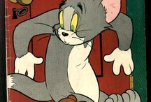 Comics / Tom and Jerry Comic books and comic strips