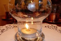 Vintage Glassware and More / by Candles by OC
