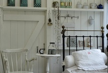 Antique Iron Beds / by Angela Wilkins