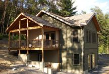 Timber Frame Homes / Envinity believes in artisan, custom craftsmanship and there is no better way to express this in the form of a home than through the art of timber framing.   As an employee owned company, when you work with Envinity, you are working with people who have a vested interest in the success of your project.