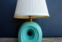 Great lamps / Fabulous, sculptural lamps with great style / by Lauren Monsen