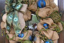 Wreath DIY / by Elizabeth Collazo