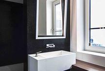 Architettura del bagno / Idee per un bagno moderno