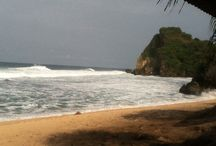 Beach to Go! (Ngrenehan Beach) / Ngrenehan Beach | Special District of Yogyakarta | @w_aryamardjani