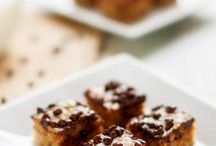 Healthy Snacks & Desserts