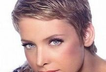 Pixie hair cuts / To show my hairdresser so she knows what I want exactly!!!