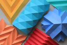 doblando papel / paper folding