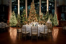 Christmas At The Pond House Cafe / Our Garden Room is transformed into a winter wonderland for the holidays!