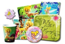 Tinker Bell Birthday Party Ideas, Decorations, and Supplies / Tinker Bell Party Supplies from www.HardToFindPartySupplies.com, where we specialize in rare, discontinued, and hard to find party supplies. We also carry several of the more recent party lines.