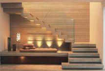 Escadas modernas