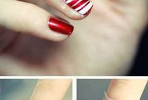 (o) nails / nails that are actually humanly possible to do.