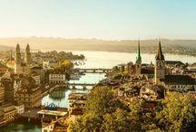 Viajar a Zurich / Viajar a Zurich, ideas y consejos para tu viaje.