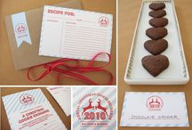 cookie exchange party ideas / by Melissa Lorch