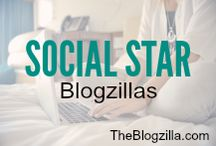 SOCIAL STAR Blogzillas (group board) / Group board for subscribers to TheBlogzilla.com only.   [social media-related pins]       Subscribe to The Blogzilla for access to this board and a growing library of free blogging resources.  To contribute: 1. Follow The Blogzilla on Pinterest    2. Subscribe to The Blogzilla via http://eepurl.com/7hfgv    3. Reply to your welcome email or drop a line to thebossATtheblogzillaDOTcom with a request to join this board.    BOOM baby. (no spamming, no unrelated pins y'all)