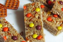 Breakfast - Granola Bars and Breakfast Cookies / by Candi Olds