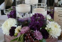 table centrepieces