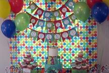 party ideas / by Marietta Marrero