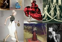 Inspiration and Mood Boards