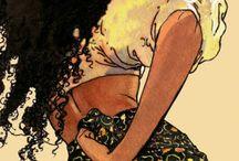 ilustraciones eróticas / si, eróticas ;P
