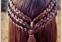 Hair - His and Hirs / Obsessed or not?  Clean hopefully, Styling - we'll say yes or no.  We take a look at hair!  Why -  think Rapunzel. Think Samson.