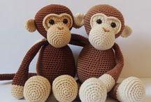 háčkování opiček