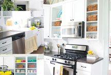 Kitchens / by Susan Wodicka