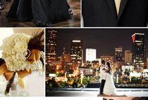 Wedding Mood board a tema