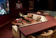 Living Room/Cinema