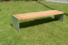 Benches without backrests / Plinte