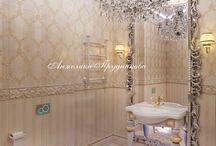 美しい化粧室