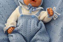 tricots poupéés