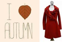 I love Autumn! / by Misiz Bazan