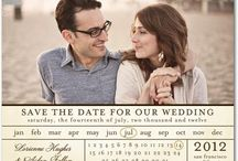 Stationary / Save the dates, invitations, thank yous, Christmas cards