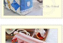 Patchwork Bag / Patchwork Bag