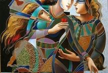 Oleg Zhivetin's Art