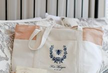 WELCOME BAGS + BOXES